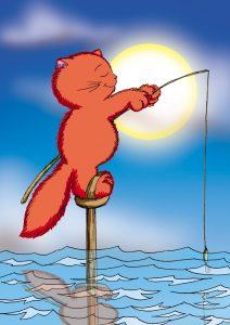 Pour ne pas finir en queue de poisson…